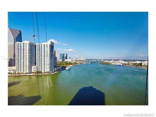 Photo of 848 BRICKELL KEY DR #2301, Miami, FL 33131 (MLS # A10217986)