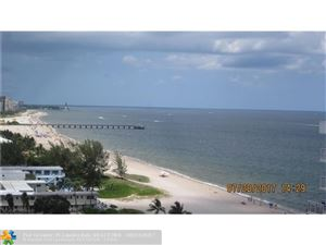 Photo of 1000 S Ocean Boulevard, Pompano Beach, FL 33062 (MLS # F10082015)
