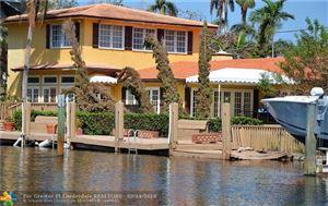 Photo of 2400 Delmar Pl, Fort Lauderdale, FL 33301 (MLS # F10086028)