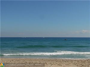 Photo of 1189 Hillsboro Mile, Hillsboro Beach, FL 33062 (MLS # F10077074)