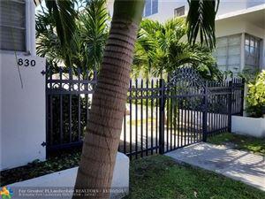 Photo of 840 80 STREET, Miami Beach, FL 33141 (MLS # F10095115)