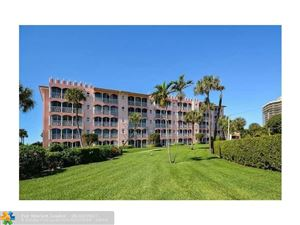 Photo of 1001 E Camino Real, Boca Raton, FL 33432 (MLS # F10070275)