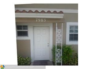 Photo of 7983 NW 35th Ct, Coral Springs, FL 33065 (MLS # F10090471)