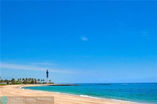 Tiny photo for 2004 Bay Dr, Pompano Beach, FL 33062 (MLS # F10043525)