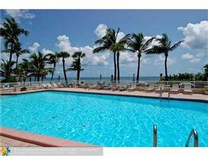 Photo of 1050 Hillsboro Mile, Hillsboro Beach, FL 33062 (MLS # F10084772)