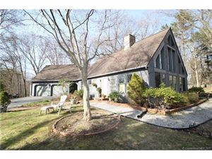 Photo of 19 Hickory Hill Drive, Chester, CT 06412 (MLS # N10208088)