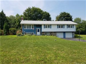 Photo of 71 Shaker Road, Somers, CT 06071 (MLS # 170001097)