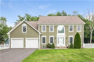 Photo of 28 Steeplechase Drive, Southington, CT 06489 (MLS # 170024100)