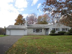 Photo of 959 Grand Street, Suffield, CT 06093 (MLS # 170028120)