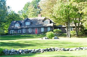 Photo of 195 Mountain Road, Granby, CT 06060 (MLS # 170014152)