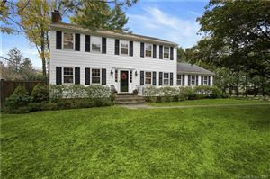 Photo of 4 Holly Road, New Canaan, CT 06840 (MLS # 170025189)