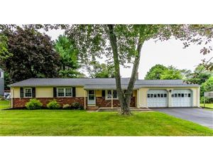 Photo of 30 Brentwood Drive, Cheshire, CT 06410 (MLS # B10240205)
