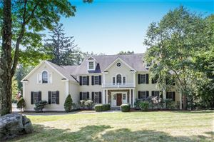 Photo of 927 Silvermine Road, New Canaan, CT 06840 (MLS # 170012214)
