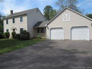 Photo of 172 Cooper Lane, Stafford, CT 06076 (MLS # G10235228)