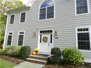 Photo of 24 Chestnut Hill Road, Madison, CT 06443 (MLS # 170023242)