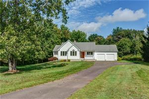 Photo of 12 Grant Drive, Somers, CT 06071 (MLS # 170015262)
