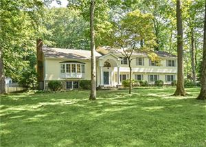 Photo of 92 Snowberry Lane, New Canaan, CT 06840 (MLS # 170014322)