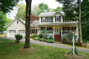 Photo of 166 Baxter Road, Mansfield, CT 06268 (MLS # 170002345)