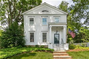 Photo of 69 Rose Hill Road, Fairfield, CT 06890 (MLS # 99193354)
