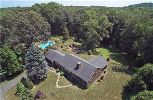 Photo of 95 Hickory Knoll Drive, Easton, CT 06612 (MLS # 99194355)