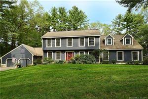 Photo of 25 Pine Ridge Lane, Mansfield, CT 06250 (MLS # 170015364)