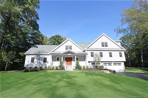 Photo of 729 Cheese Spring Road, New Canaan, CT 06840 (MLS # 170028382)