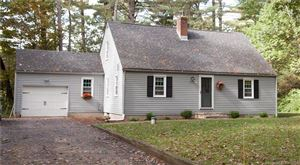 Photo of 16 Crest Road, Granby, CT 06035 (MLS # 170023429)