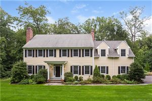 Photo of 31 Shady Knoll Lane, New Canaan, CT 06840 (MLS # 170007440)