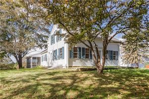 Photo of 84 Long Hill Road, Andover, CT 06232 (MLS # 170018457)