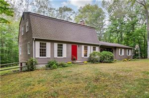 Photo of 107 Sawmill Brook Lane, Mansfield, CT 06250 (MLS # 170013466)