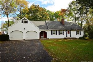 Photo of 1010 North Stone Street, Suffield, CT 06093 (MLS # 170021470)