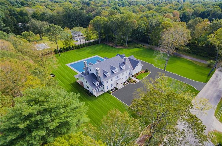 Photo for 867.B Valley Road, New Canaan, CT 06840 (MLS # 170023476)