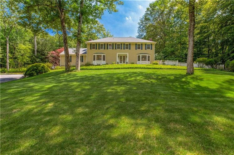 Photo for 319 Lost District Drive, New Canaan, CT 06840 (MLS # 99189488)