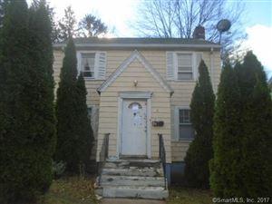 Photo of 161 Harold Street, Hartford, CT 06112 (MLS # 170036517)