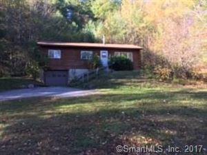 Photo of 286 Woodville Road, Warren, CT 06777 (MLS # 170025621)