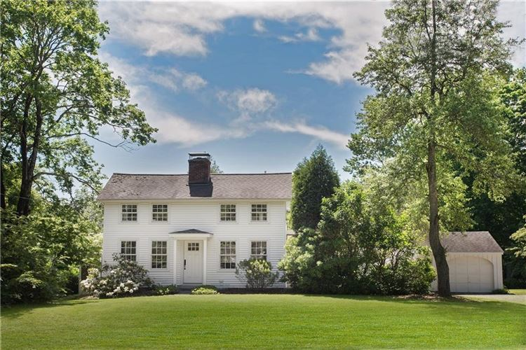 Photo for 248 Smith Ridge Road, New Canaan, CT 06840 (MLS # 99189661)