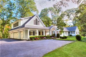 Photo of 296 West Hills Road, New Canaan, CT 06840 (MLS # 170022680)