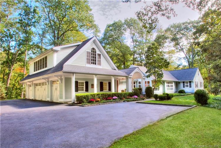 Photo for 296 West Hills Road, New Canaan, CT 06840 (MLS # 170022680)