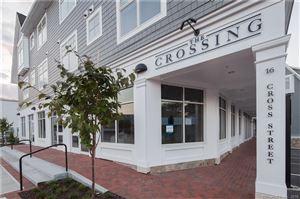 Photo of 16 Cross Street #206, New Canaan, CT 06840 (MLS # 170022695)