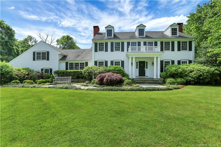 Photo for 45 Bennington Place, New Canaan, CT 06840 (MLS # 99189695)