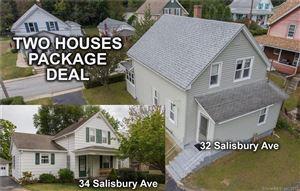 Photo of 32 Salisbury Avenue, Plainfield, CT 06354 (MLS # 170014742)