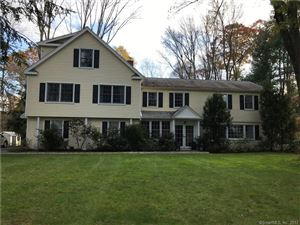 Photo of 501 Spring Water Lane, New Canaan, CT 06840 (MLS # 170031746)