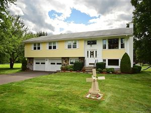 Photo of 51 Shaker Road, Somers, CT 06071 (MLS # 170009747)