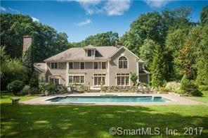 Photo of 635 Cheese Spring Road, New Canaan, CT 06840 (MLS # 170026759)