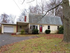 Photo of 576 East North Street, Suffield, CT 06078 (MLS # 170037825)