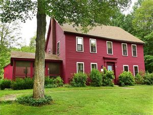 Photo of 278 Wormwood Hill Road, Mansfield, CT 06250 (MLS # G10238845)