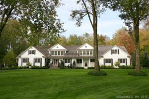 Photo of 183 Turtle Back Road, New Canaan, CT 06840 (MLS # 170007879)