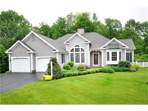 Photo of 20  Willow Creek Ave, Suffield, CT 06078 (MLS # G10226891)