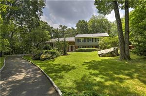 Photo of 15 Thayer Pond Road, New Canaan, CT 06840 (MLS # 170001909)