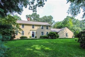 Photo of 99 Leigh Gate Road, Glastonbury, CT 06033 (MLS # 170000925)